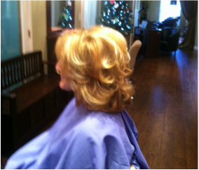 Haircut, hair highlighting, & hair blowout - Washington, Mi 48094